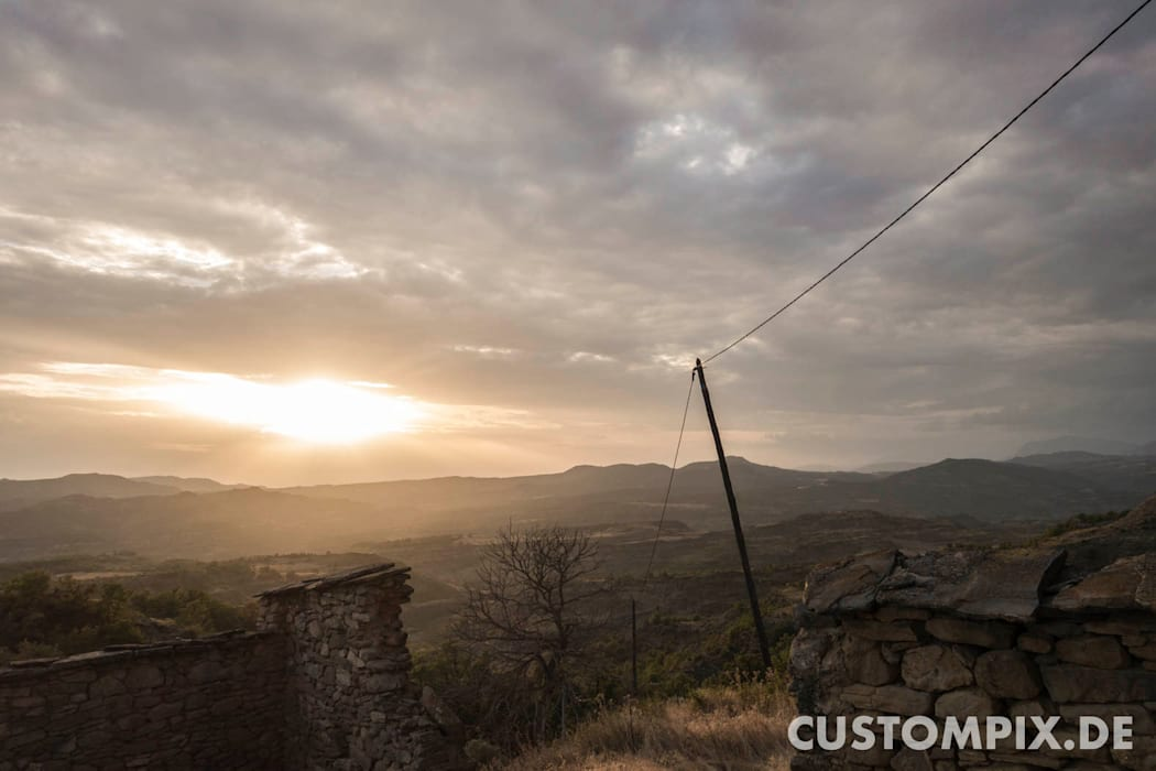 Landscape View from Project Casa Rurale 16 by Custompix.de Photography by André Becker Classic Sandstone