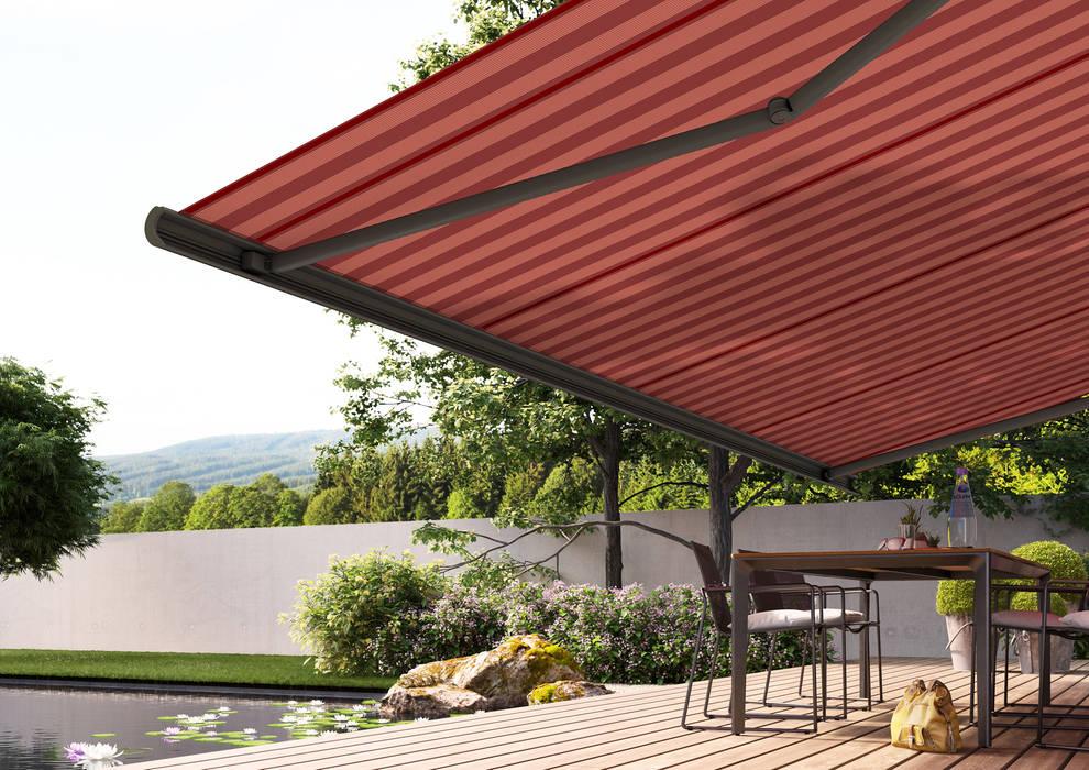 Die neue markilux Tuchkollektion markilux Balkon, Veranda & TerrasseAccessoires und Dekoration