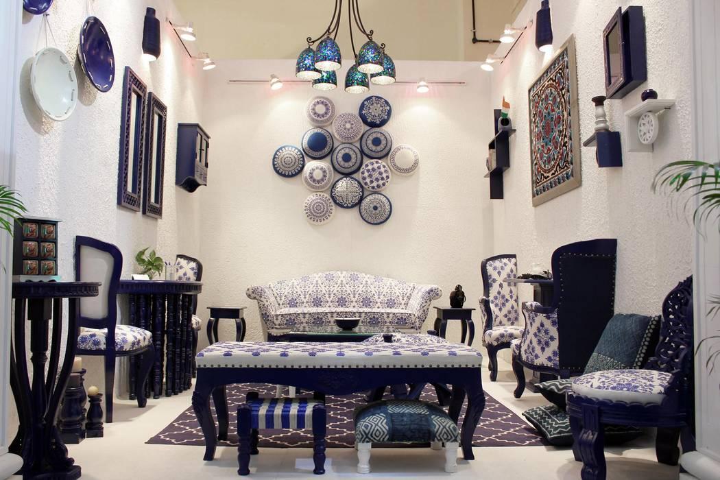Living room by Milav Design