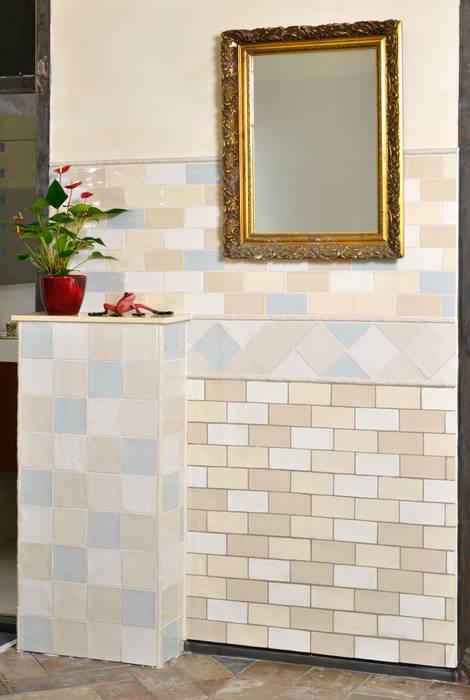 Antik Crackle Badezimmer Von Kerbin Gbr Fliesen Naturstein Mosaik
