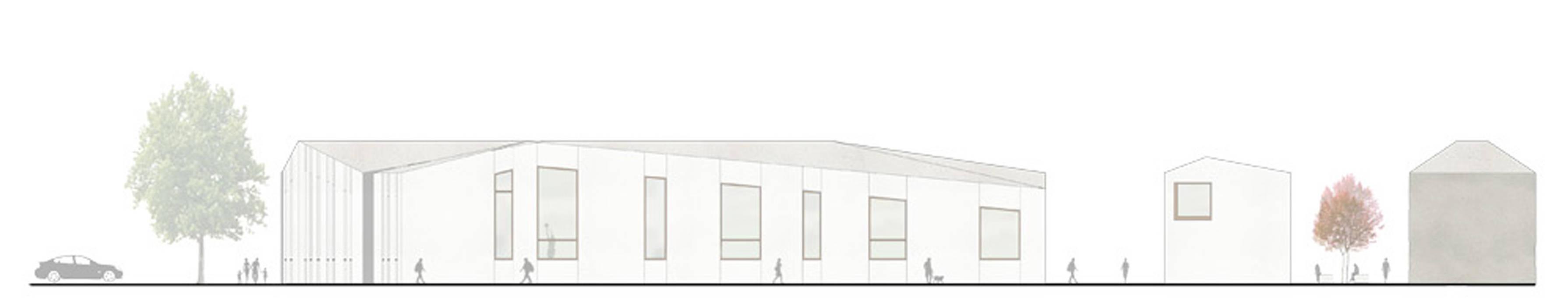 Modern houses by atelier architettura Modern