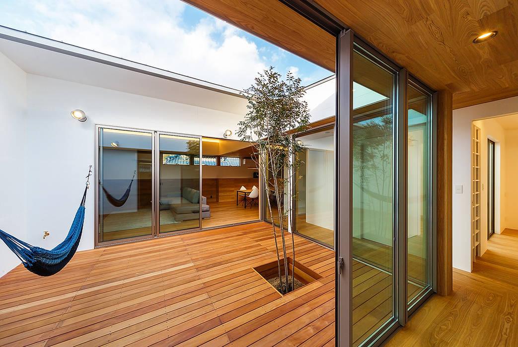 توسط 一級建築士事務所haus اسکاندیناویایی چوب Wood effect