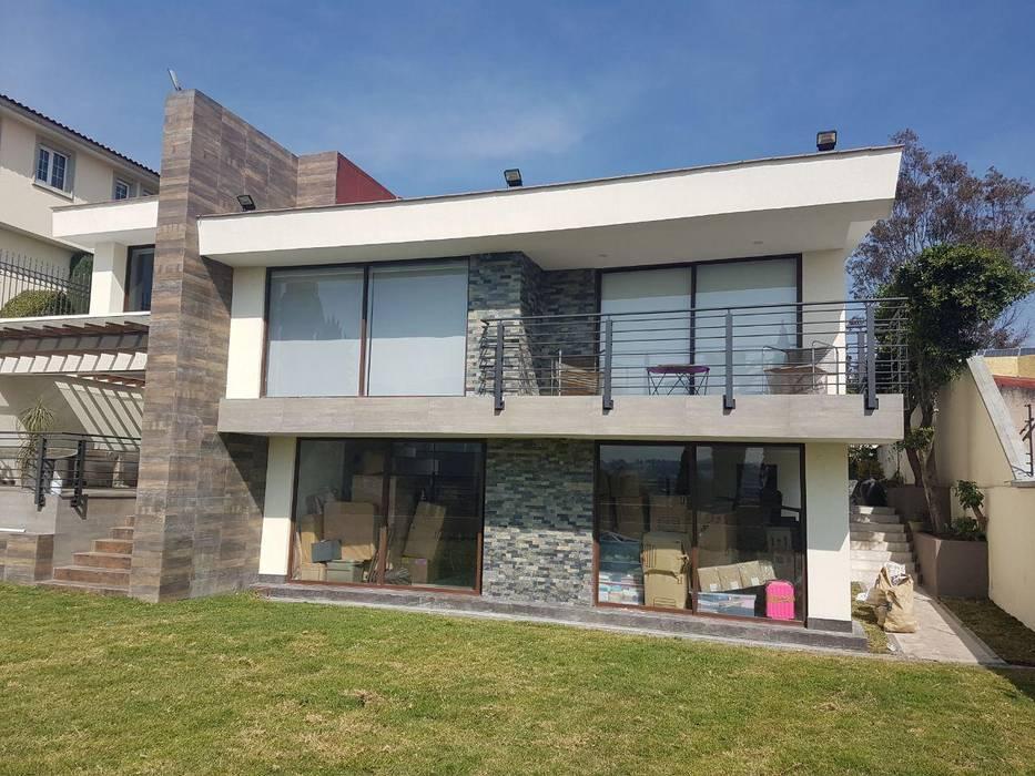 Casas modernas de CESAR MONCADA S Moderno