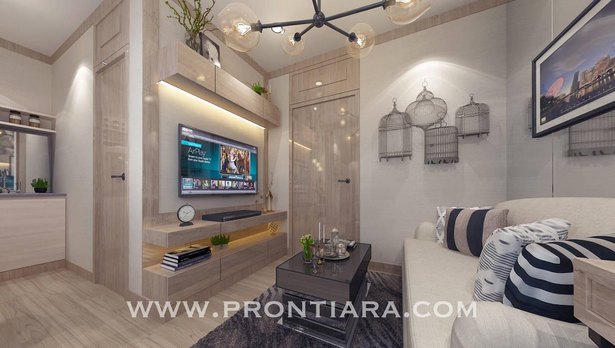 Plum condo 22.5 โดย Prontiara โมเดิร์น