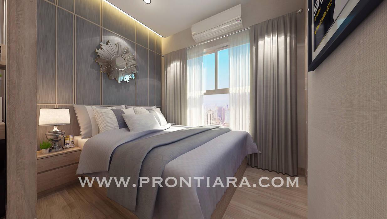 Morden luxury plum condo decorating start 150,000฿ โดย Prontiara โมเดิร์น