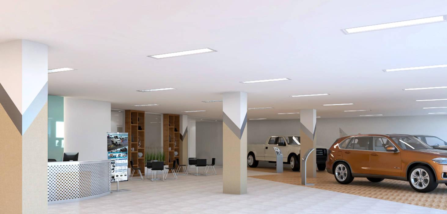 Modern car dealerships by PT. Dekorasi Hunian Indonesia (DHI) Modern