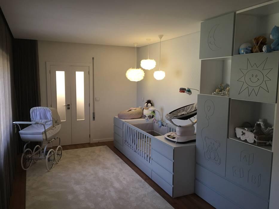 Dormitorios de bebé de estilo  por Alpha Details,