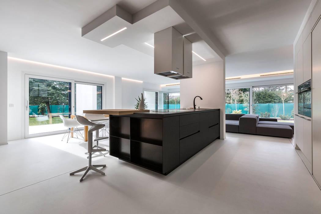 Casa GB Elia Falaschi Fotografo Cucina moderna