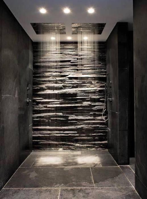 Planungsentwurf Duschraum Mediterrane Badezimmer von ash4project B.V. Mediterran
