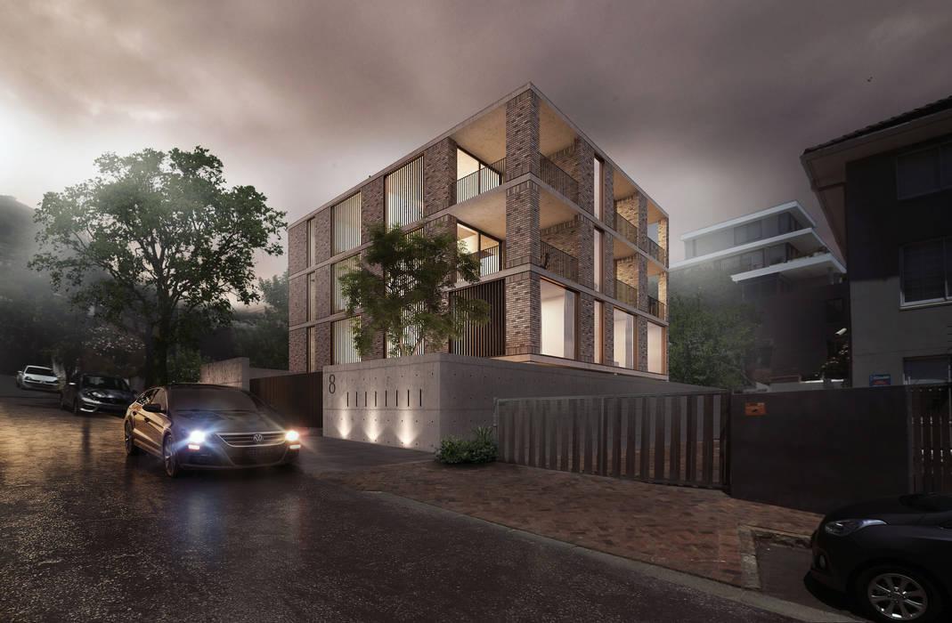 Kunst Architecture & Interiors Habitats collectifs Briques