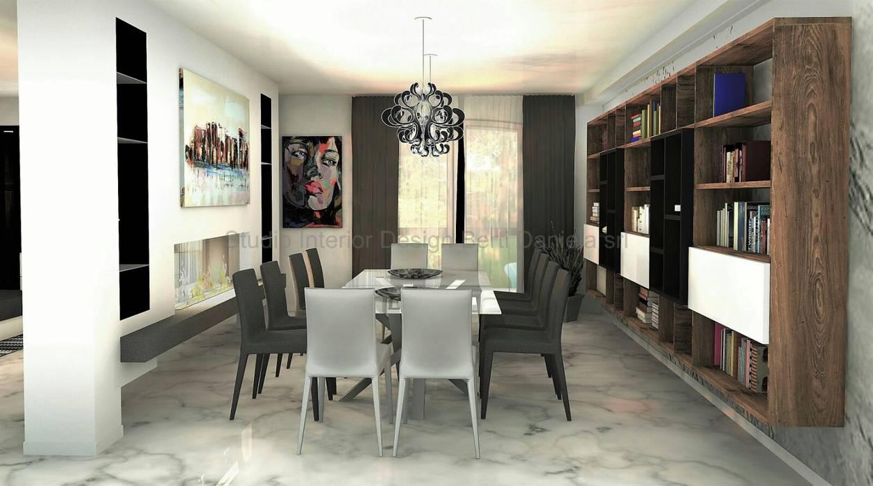 Modern Dining Room By Studio Interior Design Berti Daniela S R L Modern Homify