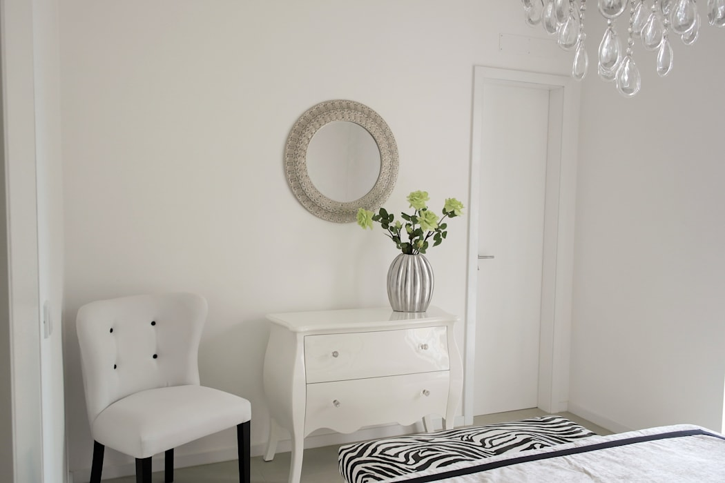 Quarto Casal Comoda Por Ci Interior Decor Moderno Homify