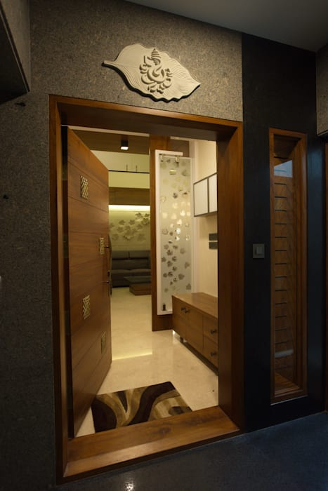Bhuvi:  Houses by Hasta architects,