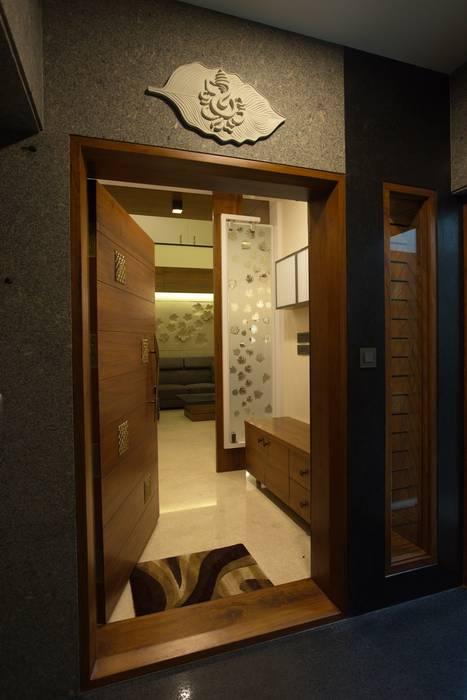 Bhuvi Modern houses by Hasta architects Modern