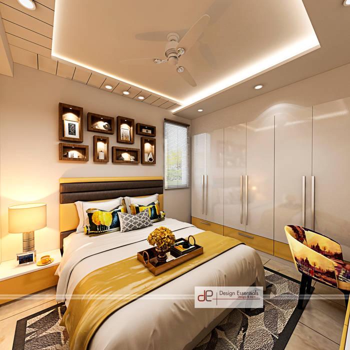 Dormitorios infantiles de estilo minimalista de Design Essentials Minimalista