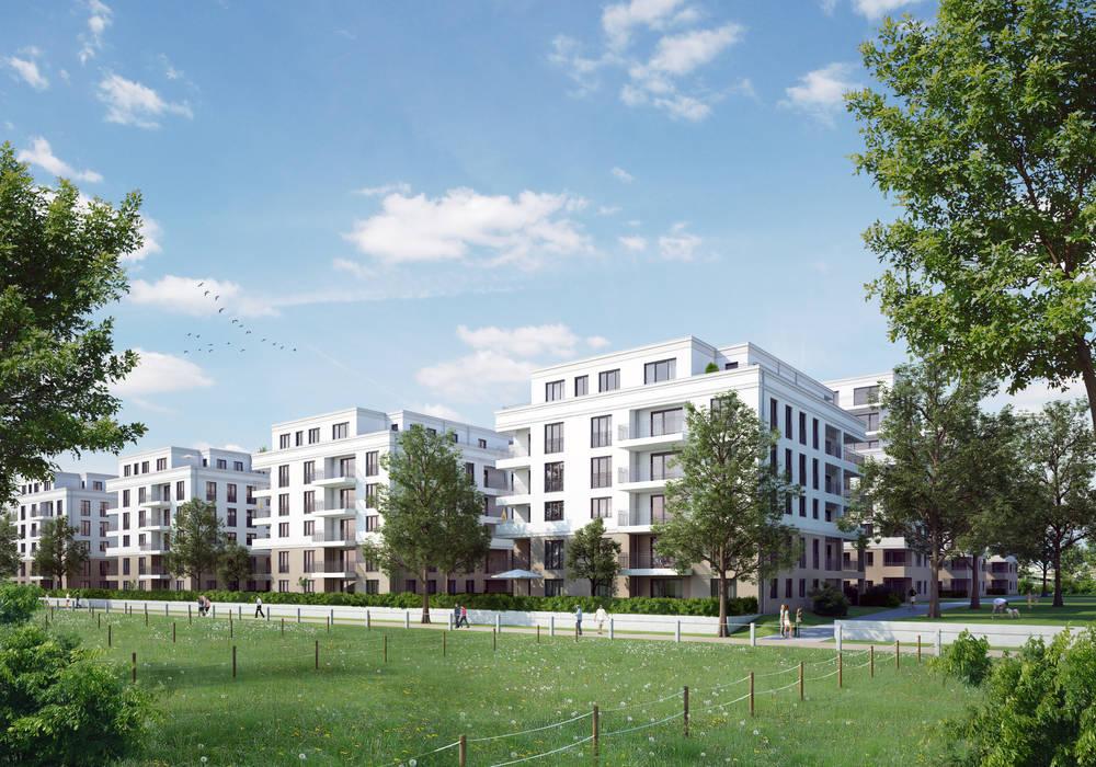 winhard 3D Modern houses