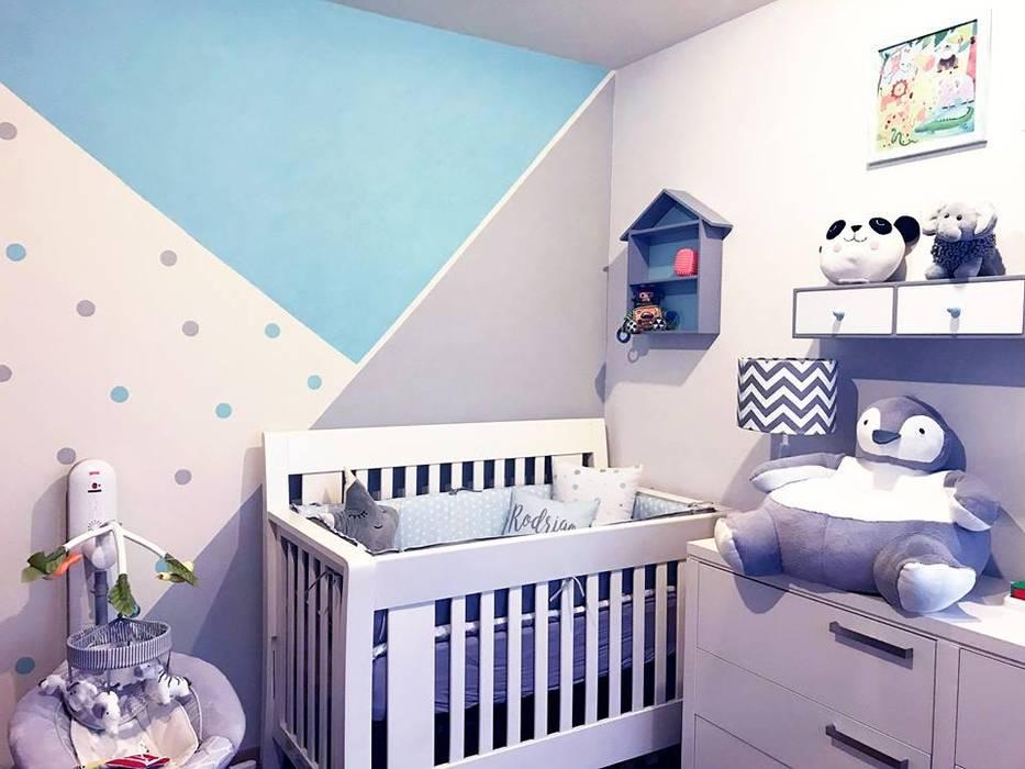 Detalles Franko & Co. Dormitorios infantiles modernos de Franko & Co. Moderno