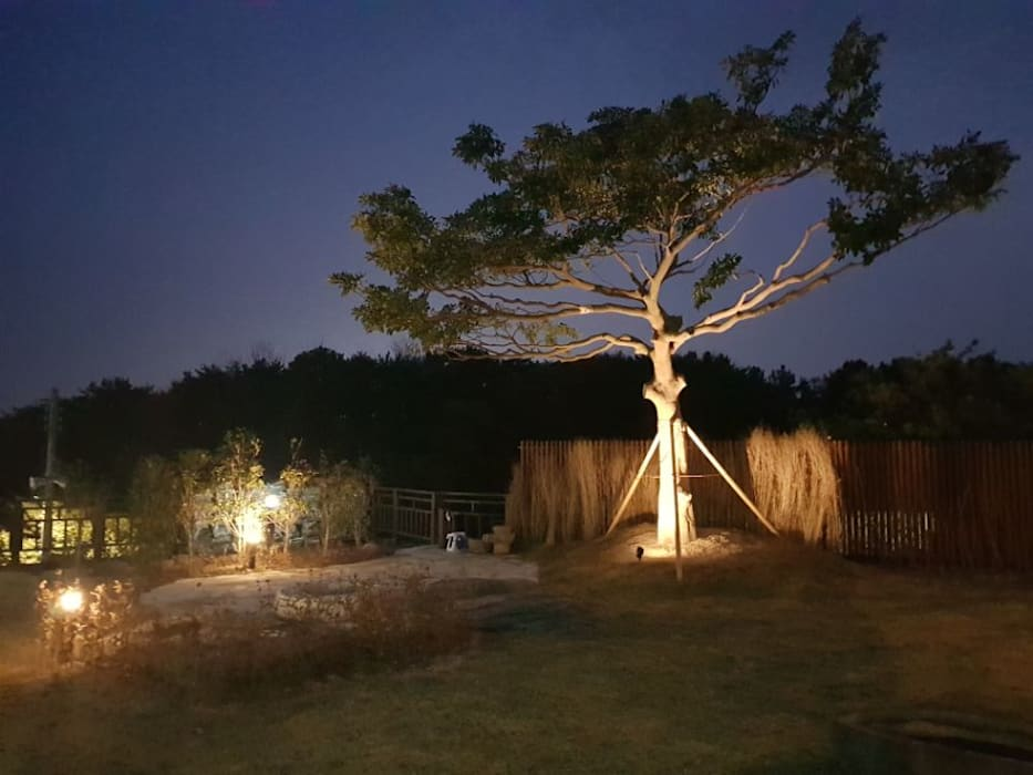(주)더숲 Eclectic style garden