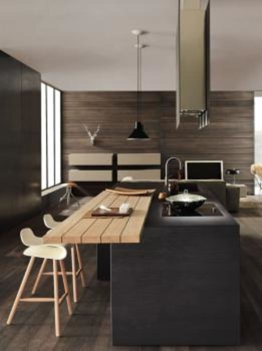 von Felipe Lara & Cía Modern Holz Holznachbildung