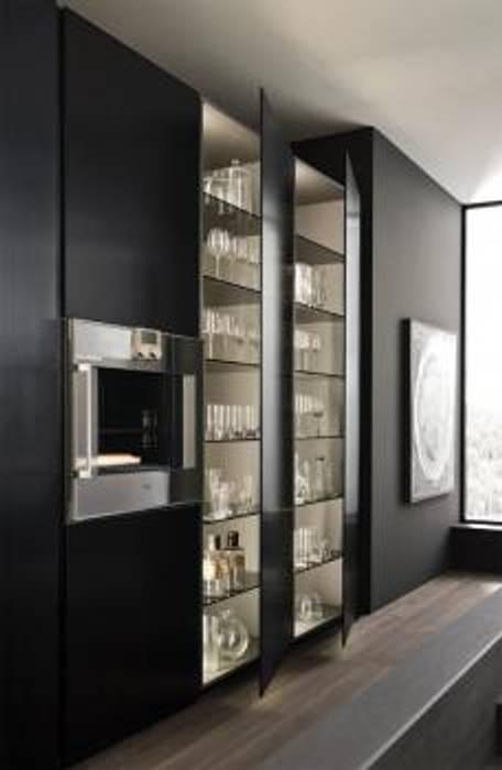Proyecto de diseño interior y mobiliario de Felipe Lara & Cía Moderno Madera Acabado en madera