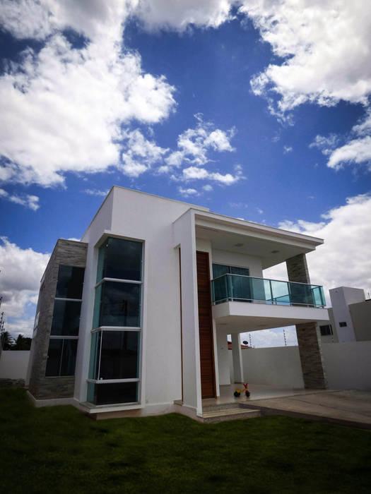 Renato Medeiros Arquitetura Condominios Ladrillos Blanco