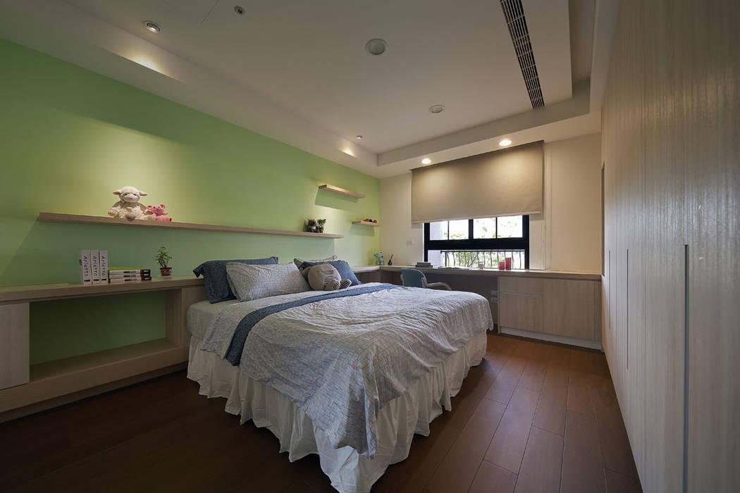 Asian style nursery/kids room by 品茉空間設計/夏川設計 Asian