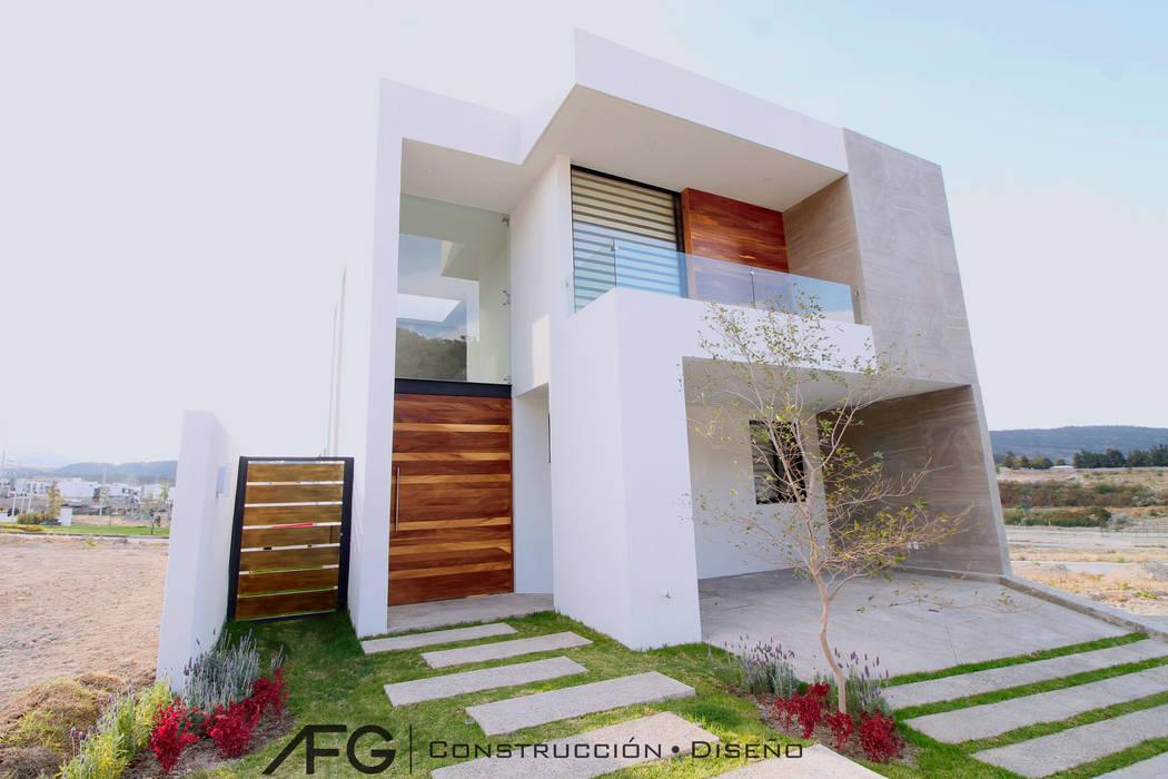 by AFG Construcción y Diseño Modern