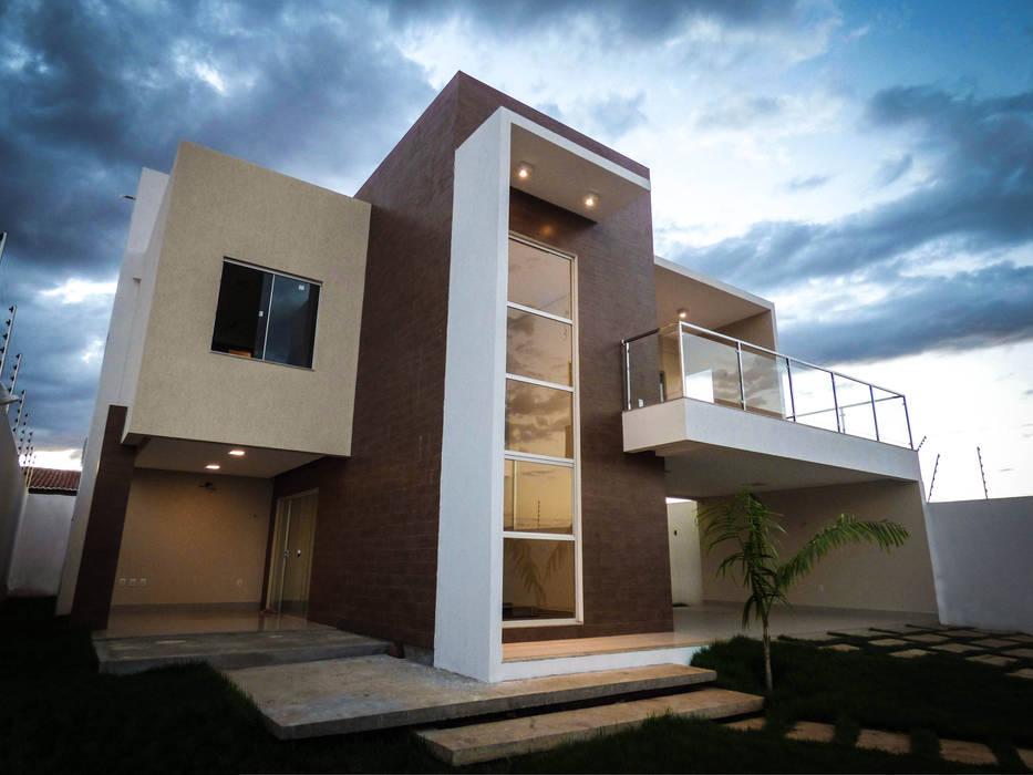 by Renato Medeiros Arquitetura Modern Bricks
