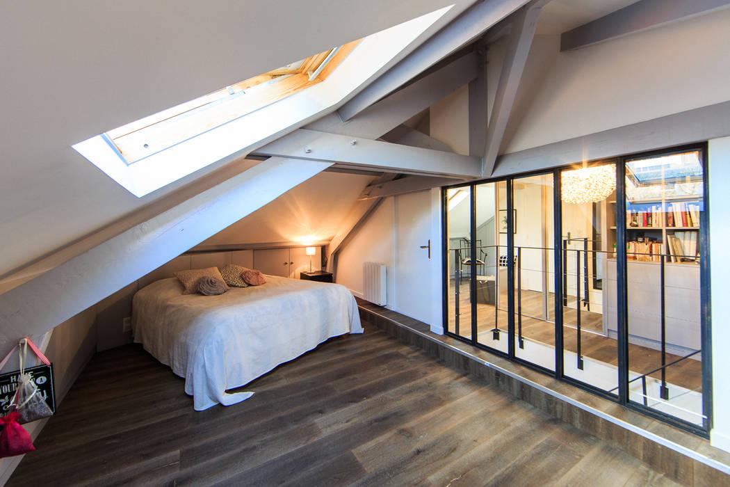 Schlafzimmer von elb architecture d intérieur homify