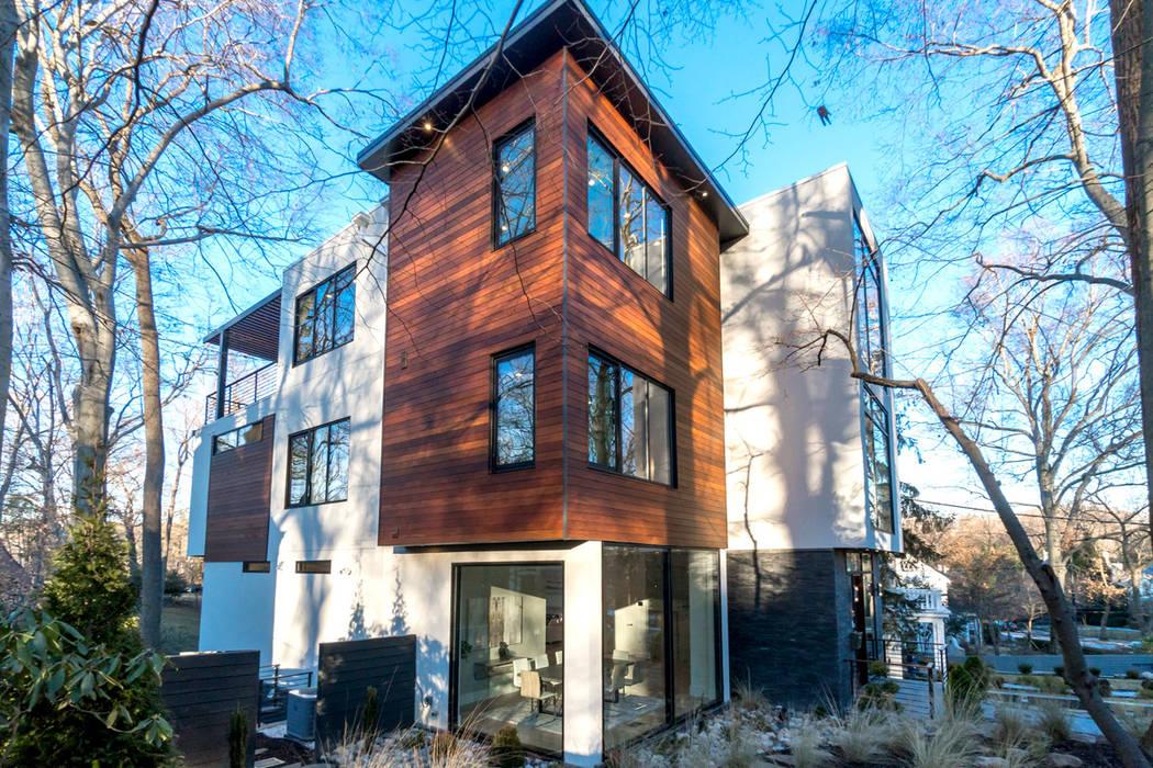 Chesapeake by KUBE Architecture Modern