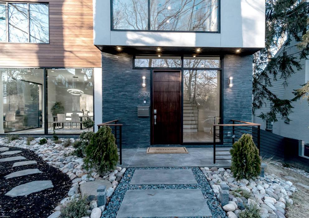 van KUBE Architecture Modern