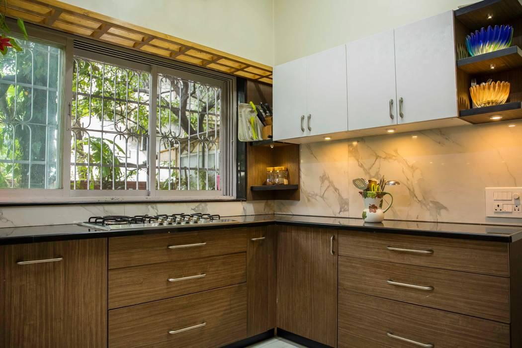 Kitchen units by Poise
