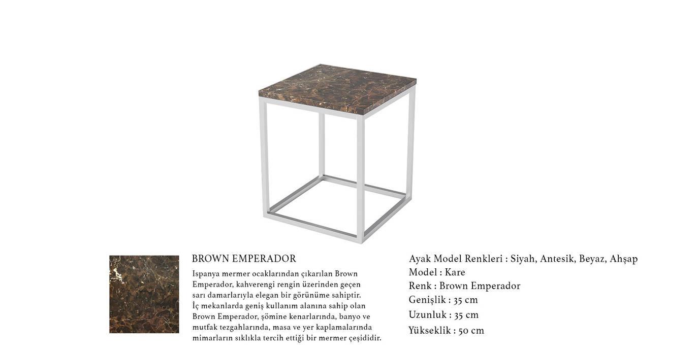 modern  by POLİMER DECOR Mermer Masa  Mutfak Ve Banyo Tezgahları Uygulama Merkezi, Modern Marble