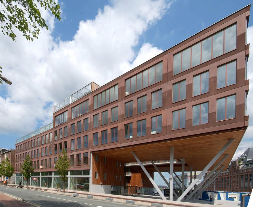 TEKTON architekten 現代房屋設計點子、靈感 & 圖片