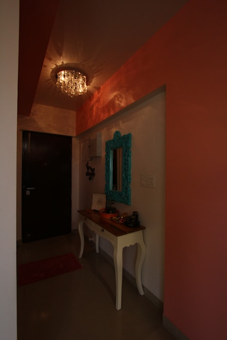 Thumbnail Design Studio Modern Corridor, Hallway and Staircase