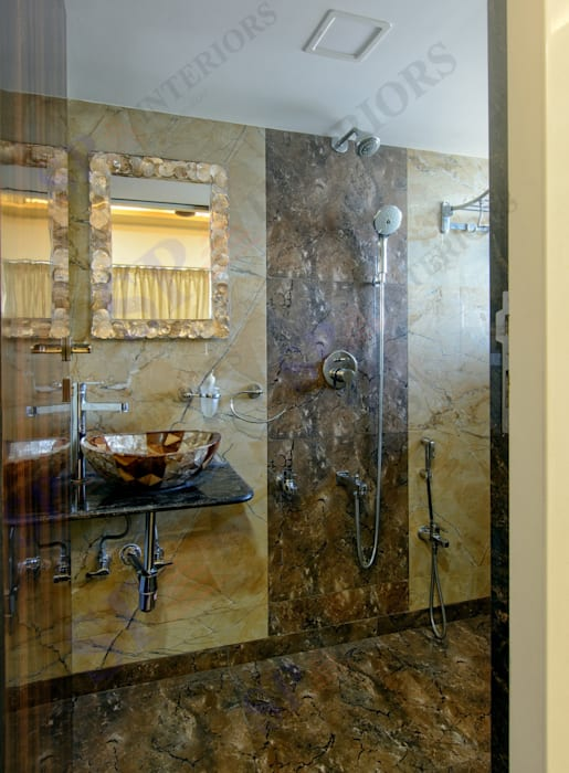 Modern Bathroom by SP INTERIORS Modern