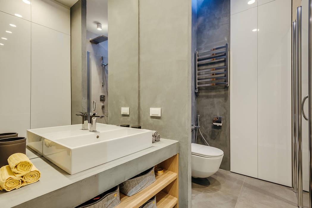 Фотографии санузла: Ванные комнаты в . Автор – Alina Lyutaya