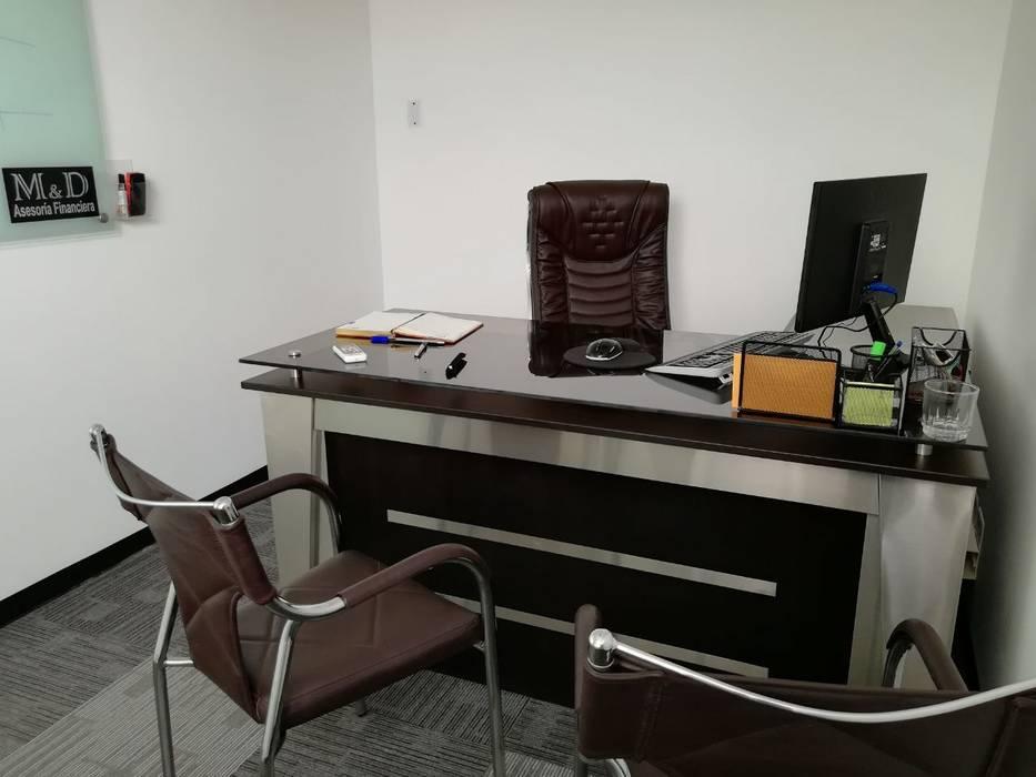 Soluciones Técnicas y de Arquitectura Modern study/office