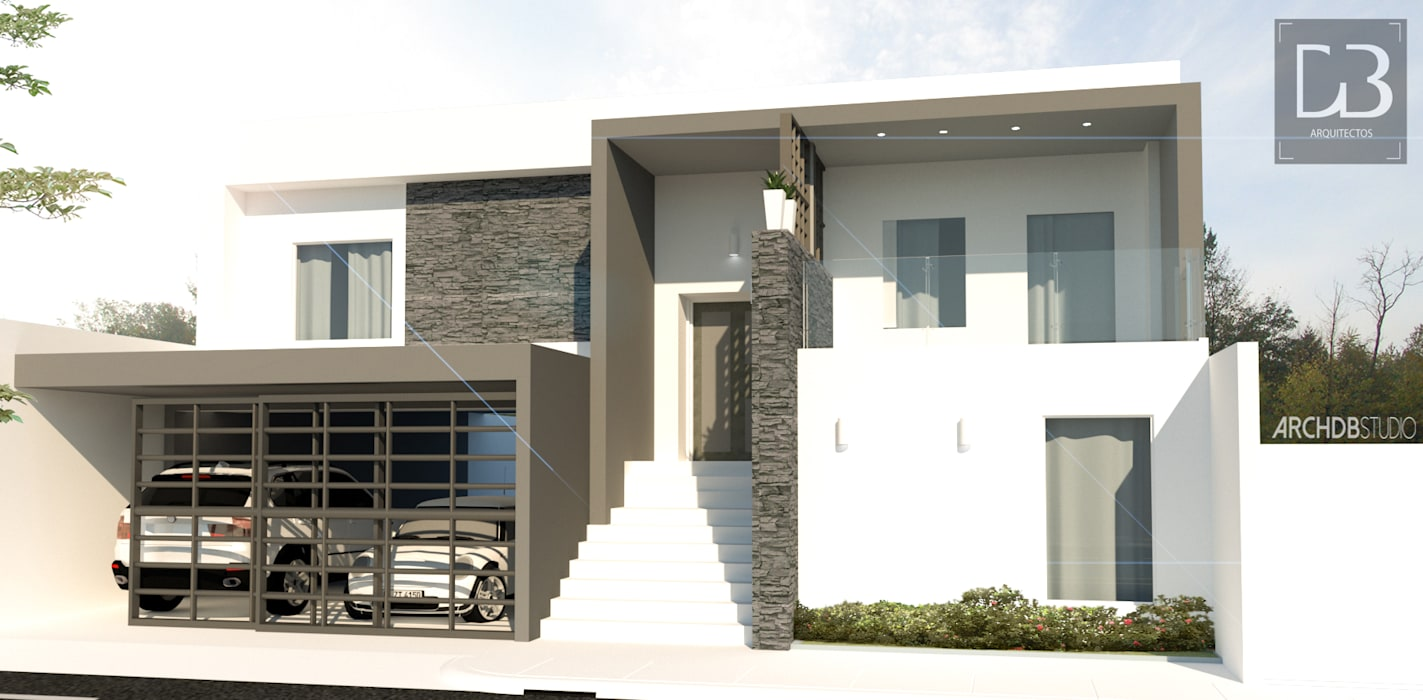 Modern houses by homify Modern Concrete