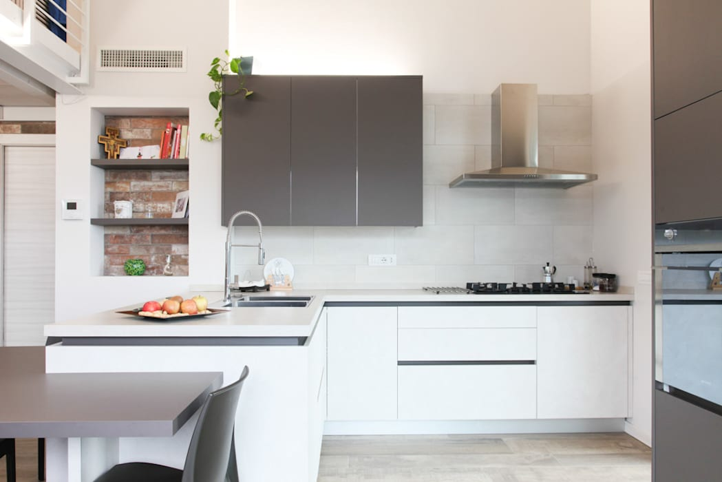 Andrea Picinelli Cocinas equipadas