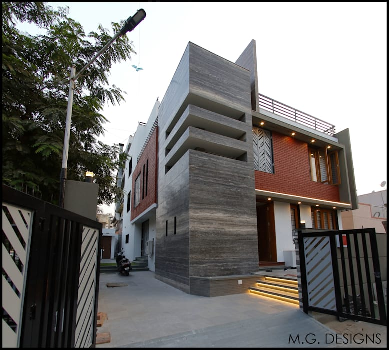 Private Residence:  Bungalows by malvigajjar
