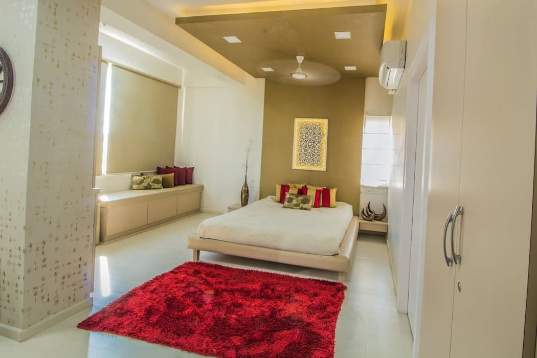 Residence:  Bedroom by Designism