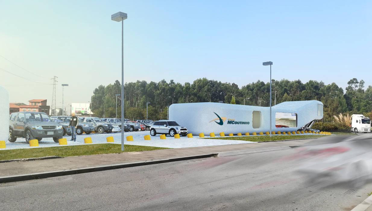 Car Dealerships by Terra Arquitectos