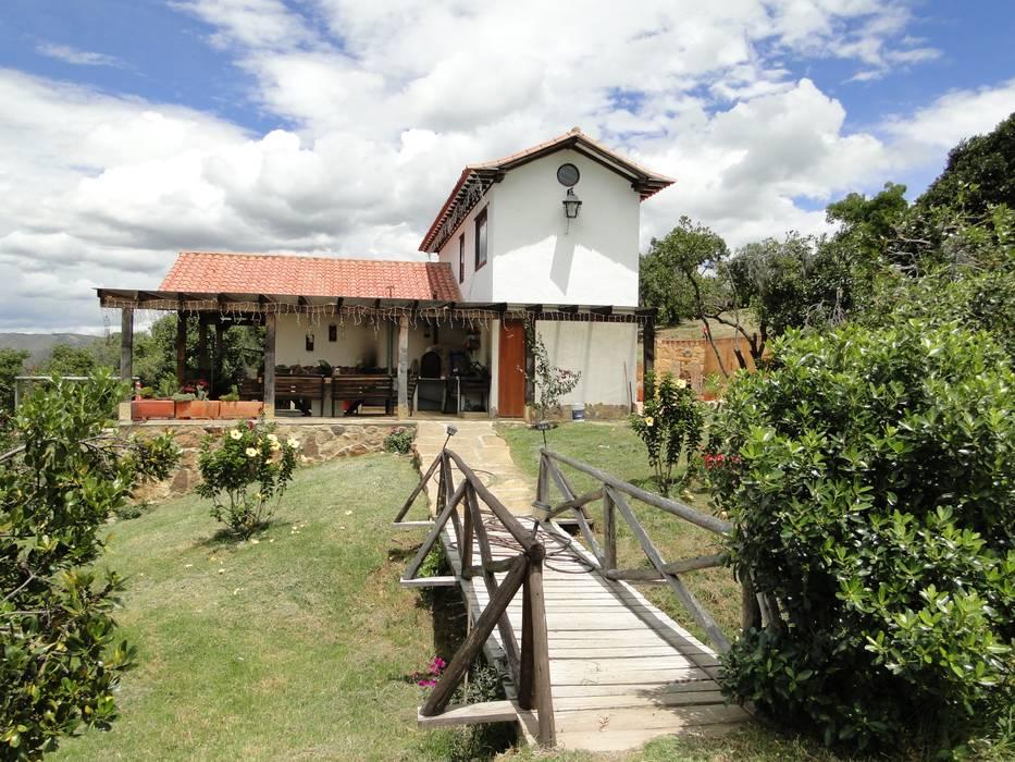 Casas de campo por proescala arquitectos homify for Portal de arquitectos casa de campo