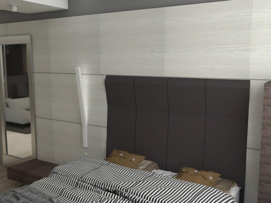 Remodelación Apartamento Montoya: Habitaciones de estilo  por ProEscala- Arquitectos