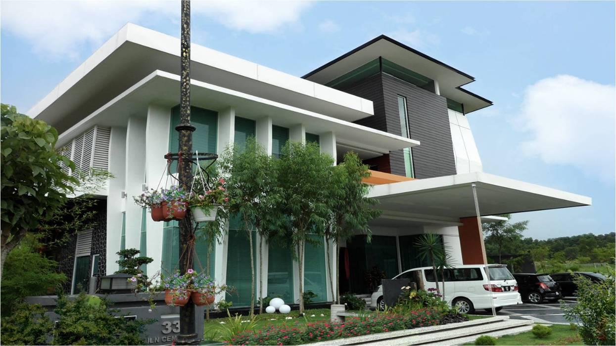 Lot. 33 House by Arkitek Axis Modern