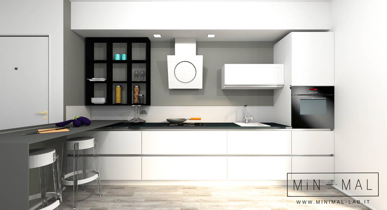 Angolo cottura: cucina attrezzata in stile di minimal di casini ...
