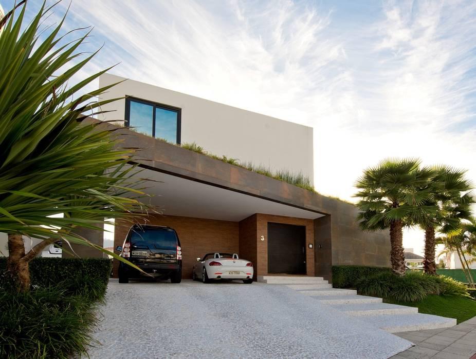 CASA PMZ Casas modernas por ArchDesign STUDIO Moderno