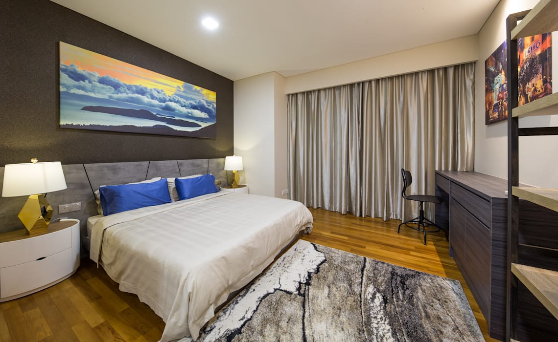 Twelve Empire Sdn Bhd ห้องนอน