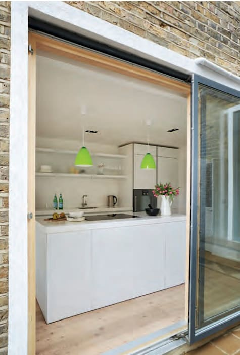 House remodeling in South London Oleh Dittrich Hudson Vasetti Architects Skandinavia